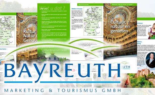 Bayreuth – Imagobroschüre